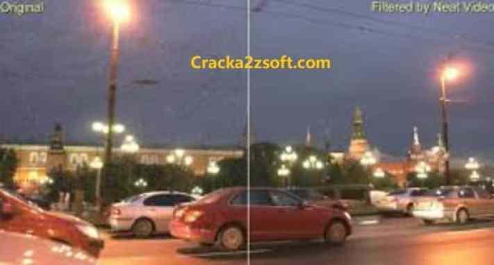 Neat Video 5.3 Crack screenshot