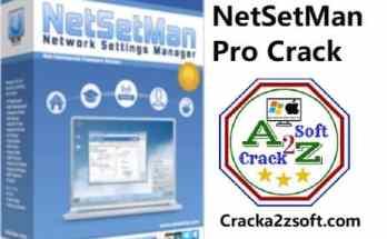 NetSetMan Pro Crack