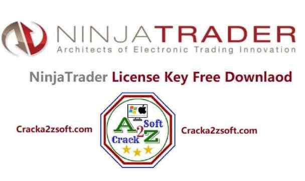 NinjaTrader License Key