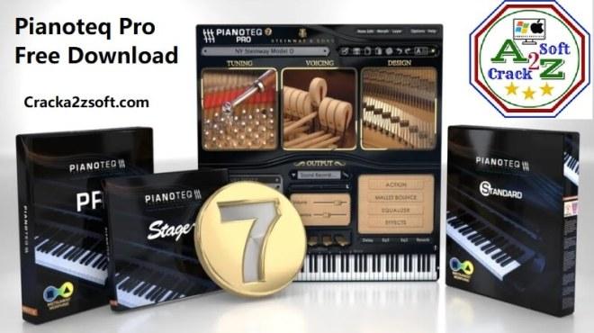 Pianoteq 7 Pro Crack 2021