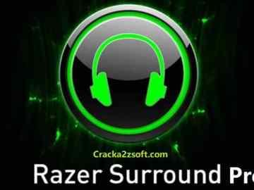 Razer Surround Pro crack 2021 activation key