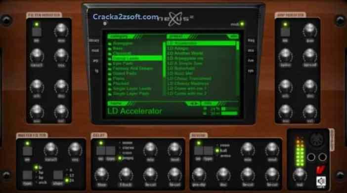 ReFX Nexus Crack 2021 screenshot 1