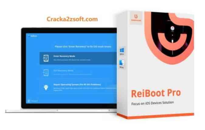 ReiBoot Pro Crack 2021