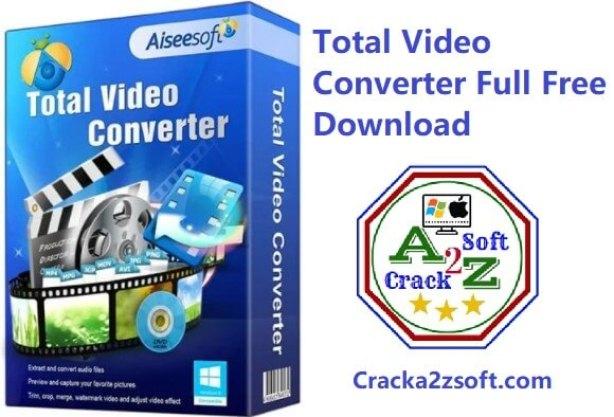 Total Video Converter Crack + Serial Key