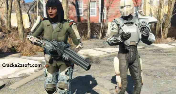 Fallout 4 Crack Free Download screenshot-min