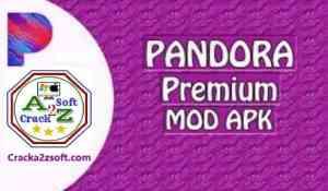 Full Pandora Premium Cracked APK