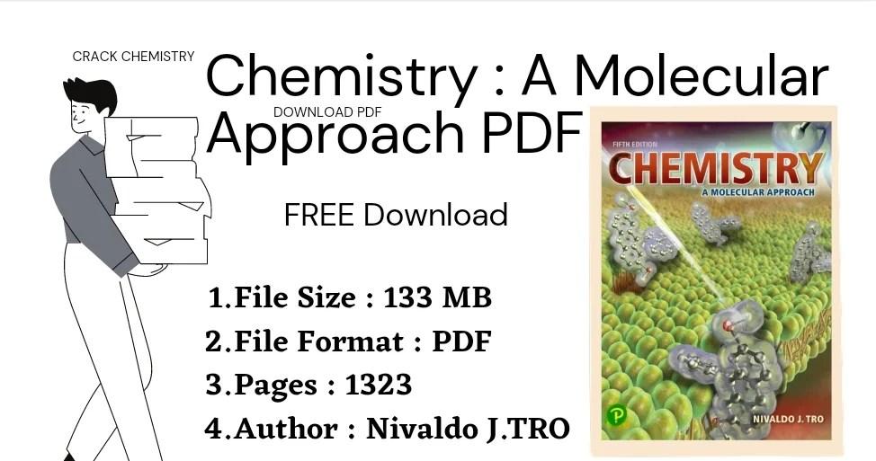 chemistry a molecular approach 5th edition pdf