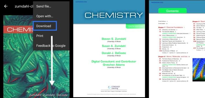 Zumdahl Chemistry 10th edition Pdf Book free download