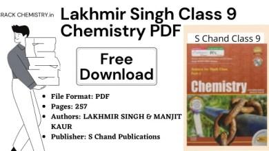 lakhmir singh class 9 chemistry book pdf, s chand class 9 chemistry pdf