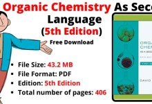 organic chemistry as a second language 5th edition pdf, organic chemistry as a second language pdf