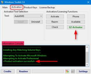 Microsoft Toolkit ativador windows 7