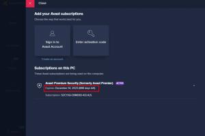 Código de ativação do Avast Premier 2019 Download
