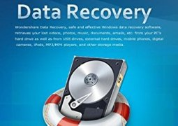 Wondershare Data Recovery 6.5.1 Crack With Serial Key Free Download