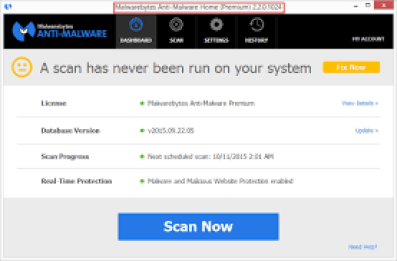 Malwarebytes Anti-Malware 3.2.0 Crack Primium Serial Key Free Download