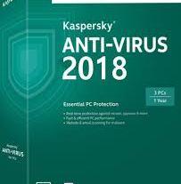 Kaspersky Anti-Virus 2018 Crack + License Key Free Download