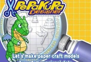 Pepakura Designer 4.0.5 Crack Full Keygen Free Download
