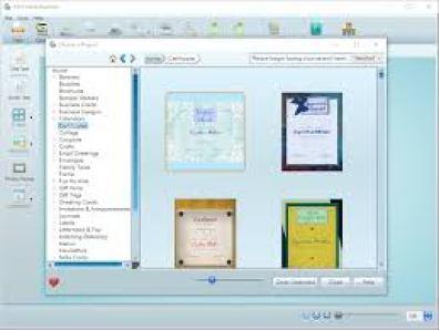 Features of Print Artist Platinum 24