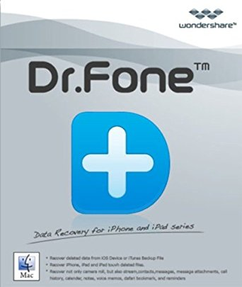 Wondershare Dr.Fone For iOS