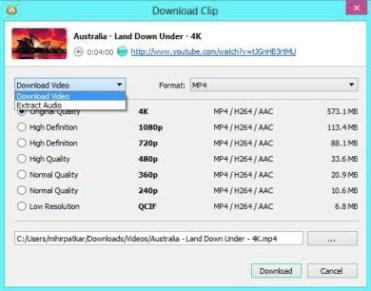 4K Video Downloader 4.4.4 Crack + Lifetime Activation Key Free