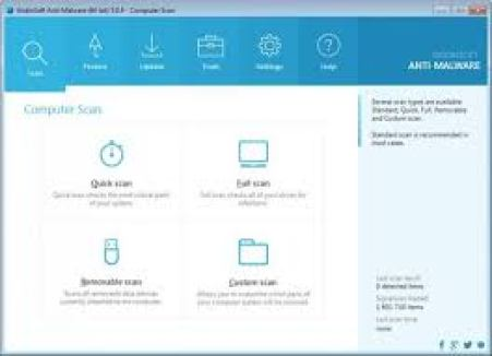 GridinSoft Anti-Malware 3.1.33 Crack + Activation Code Free Here