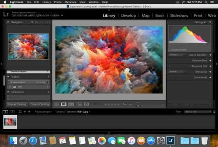 Adobe Photoshop Lightroom Classic CC 2018 Crack + Key