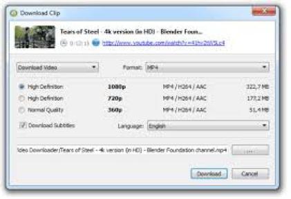 4K Video Downloader 4.4.5Crack + Serial Key Free Download