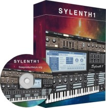 Sylenth1 3.041 Crack + Keygen Full Serial Key 2019 Download