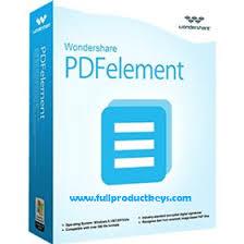 Wondershare PDFelement 7.0.2.4291 Crack With License Key Free Download 2019
