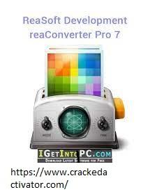 ReaConverter Pro 7.640 Crack