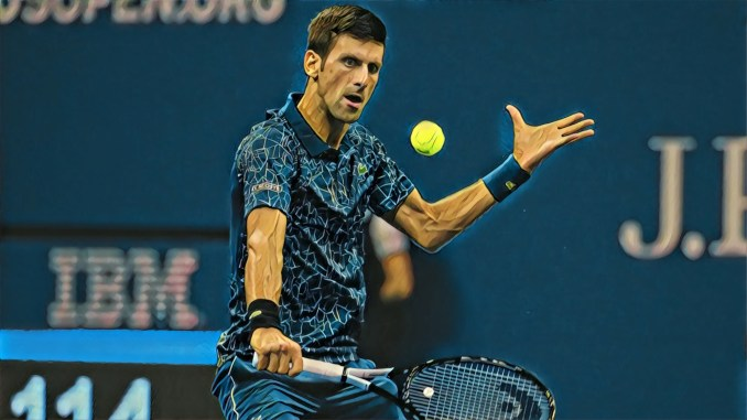 Player S Perspective Why Playing Djokovic Would Be A Nightmare