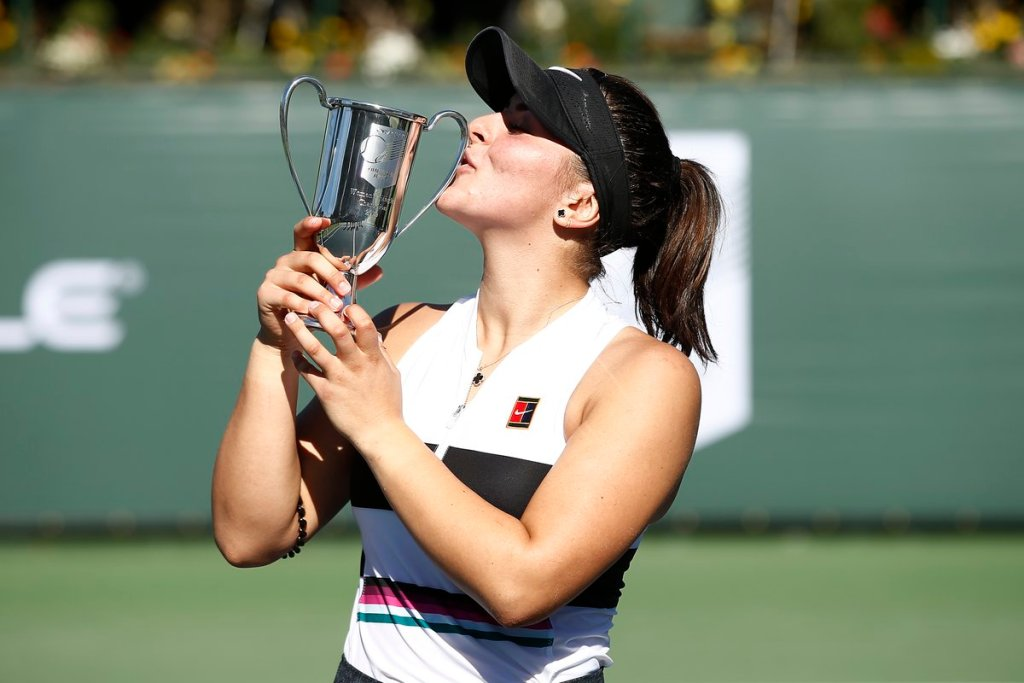 The Sudden Rise of Bianca Andreescu – Cracked Racquets