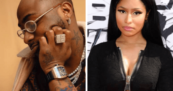 Davido - Holy Ground Ft Nicki Minaj