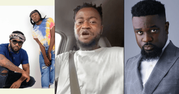 """Wo maame Tw3""! Nautyca Gh insults Sarkodie, R2Bees and other Tema Artistes"