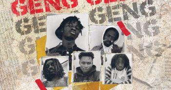 Reggie - Geng Geng ft O'Kenneth, Jay Bahd, City Boy x Sean Lifer