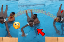 Shameless Swimming Instructor Caught Live F!nger!ng His Clients [Watch Video]