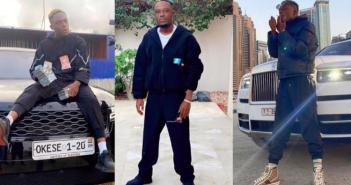 Okese 1 Finally Reveals How He Makes Alot Of Money Online