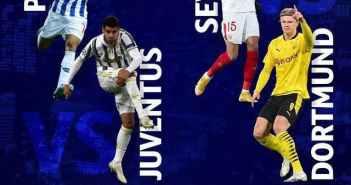 Live Stream: Porto Vs Juventus | Sevilla Vs Dortmund