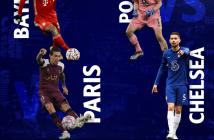 Bayern Munich Vs PSG | Porto Vs Chelsea FC | Free Live Stream