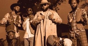 D-Black - Kontrol ft. Kofi Jamar, Camidoh, Dead Peepol & Quamina MP (Official Music Video)