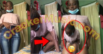 Beautiful Lady Accidentally Send Her N@k£d Video Meant For Boyfriend To Class WhatsApp Group [WATCH NOW]