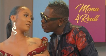 Mona 4Reall - Baby (Official Video) Ft Shatta Wale