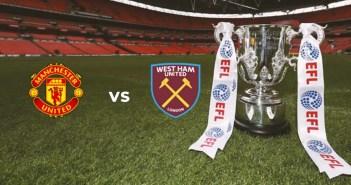 Man United vs West Ham (EFL Cup) Carabao Cup | Free HD Live