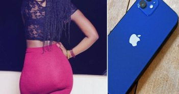 """""""Chop Me 10 Times And Give Me Iphone 11 Pro Max"""" - Slay Queen Begs Iphone Seller [See More]"""