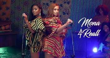 Mona 4Reall - Gimme Dat Ft Efya (Official Video)