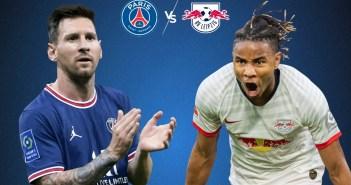 PSG vs Leipzig (UEFA Champions League) Watch Free HD Live