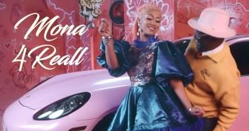 Mona 4Reall - Zaddy's Girl Ft Medikal (Official Video)