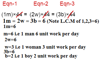 time and work problem