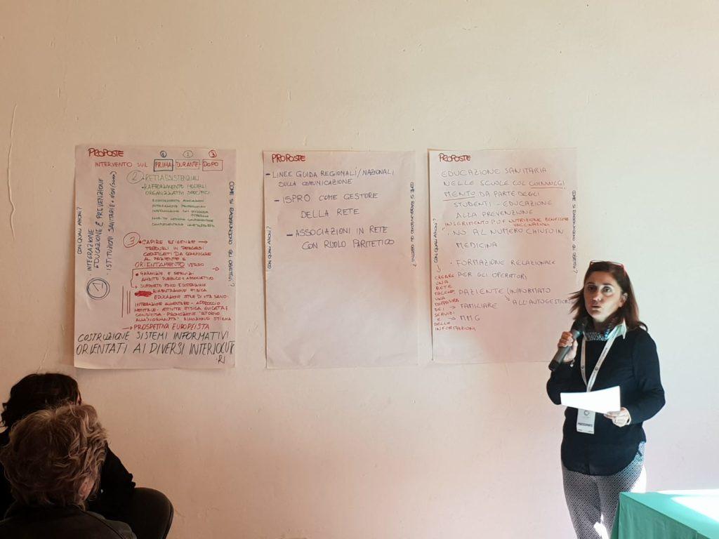 presentazione proposte di azione
