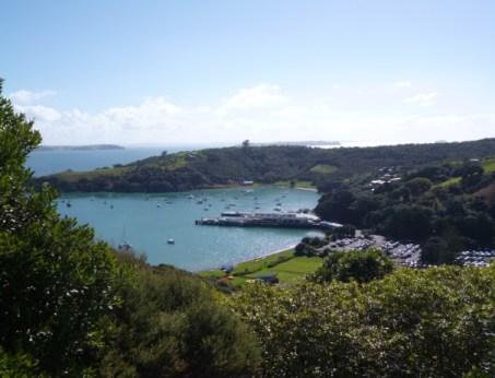 Cracking Retirement Waikehe Island