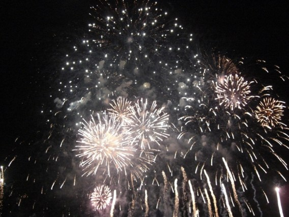 hogmanay fireworks 2016 end of year summary